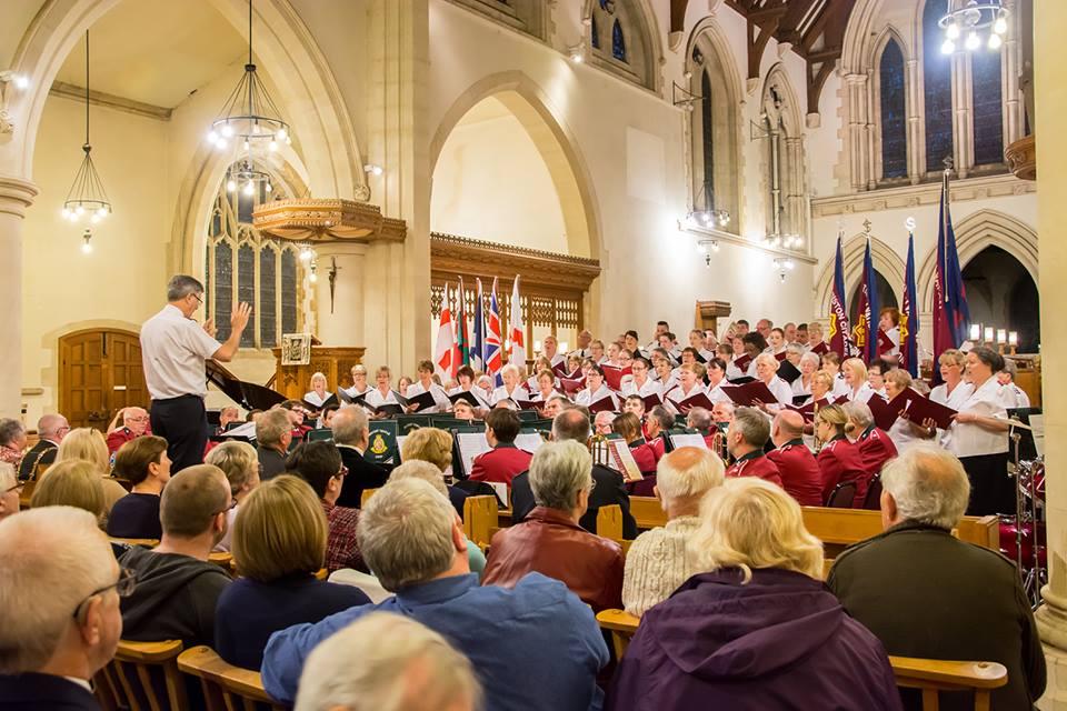 Massed Chorus